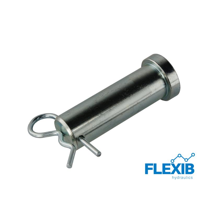Tift stopper pikkus 100 mm Läbimõõt: 25 mm Hüdrosilindri tarvikud Hüdrosilindri tarvikud