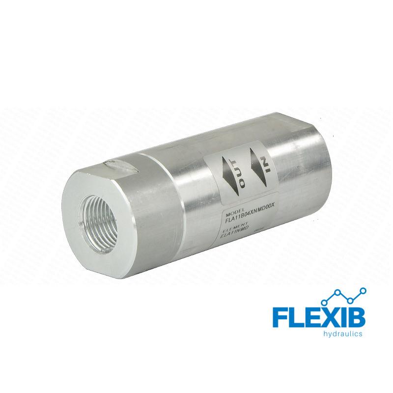 Hüdraulikafilter FLA11B04XNMD00X Universaalsed hüdraulikafiltrid Hüdraulikafiltrid