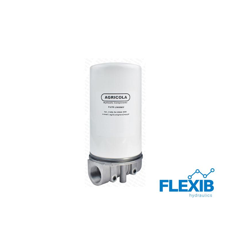 Hüdrojagajamemistorustik filter AMF 151 MN 1AB406 AHC Universaalsed hüdraulikafiltrid Hüdraulikafiltrid