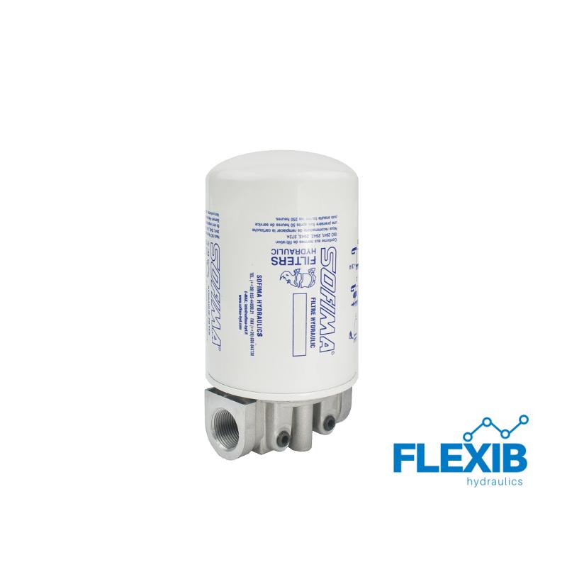 Hüdrauliline filter tagasivoolul 301 CV AMF 1BB606 AHC Universaalsed hüdraulikafiltrid Hüdraulikafiltrid
