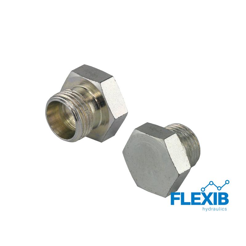 Kork  M18x1.5 Hüdrovoolikute korgid ja pimedad Hüdraulika tarvikud