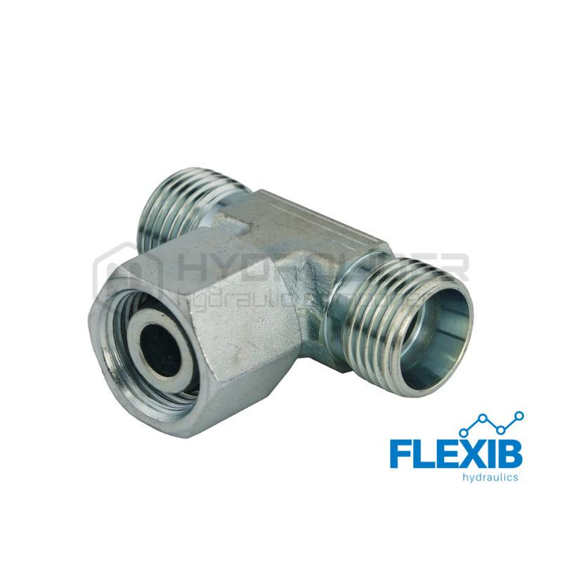 Hüdroühendus kolmik M18x1.5 Kolmik hüdraulika ühendused Hüdraulika tarvikud