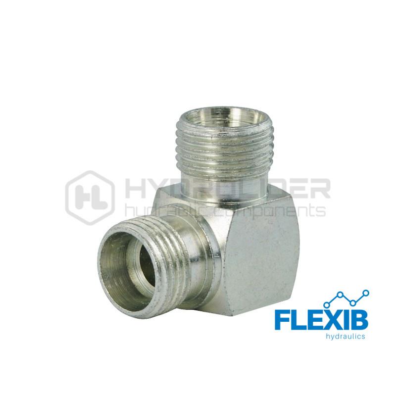 Hüdroühendus nurk meeterKeere: 20×1.5 – 20×1.5 BB Nurgaga hüdraulika ühendused BB Nurgaga hüdraulika ühendused