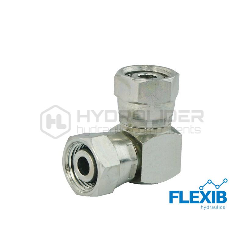 Hüdroühendus nurk meeterKeere: 20×1.5 – 18×1.5 AA Nurgaga hüdraulika ühendused AA Nurgaga hüdraulika ühendused