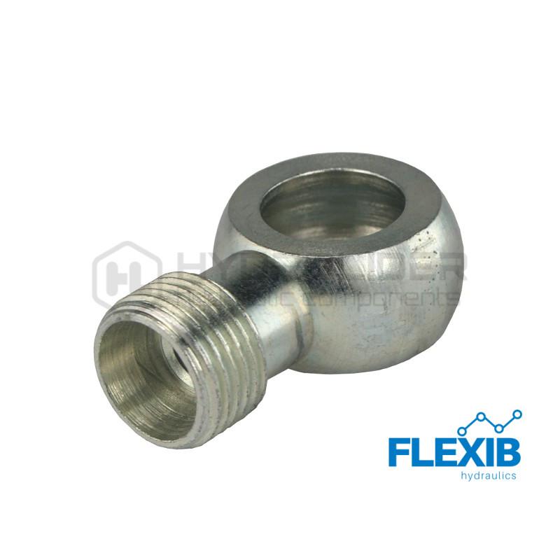 Hüdraulika ühendus 18mm Keere: M16x1.5 silm: 14mm Silmused Hüdraulika tarvikud