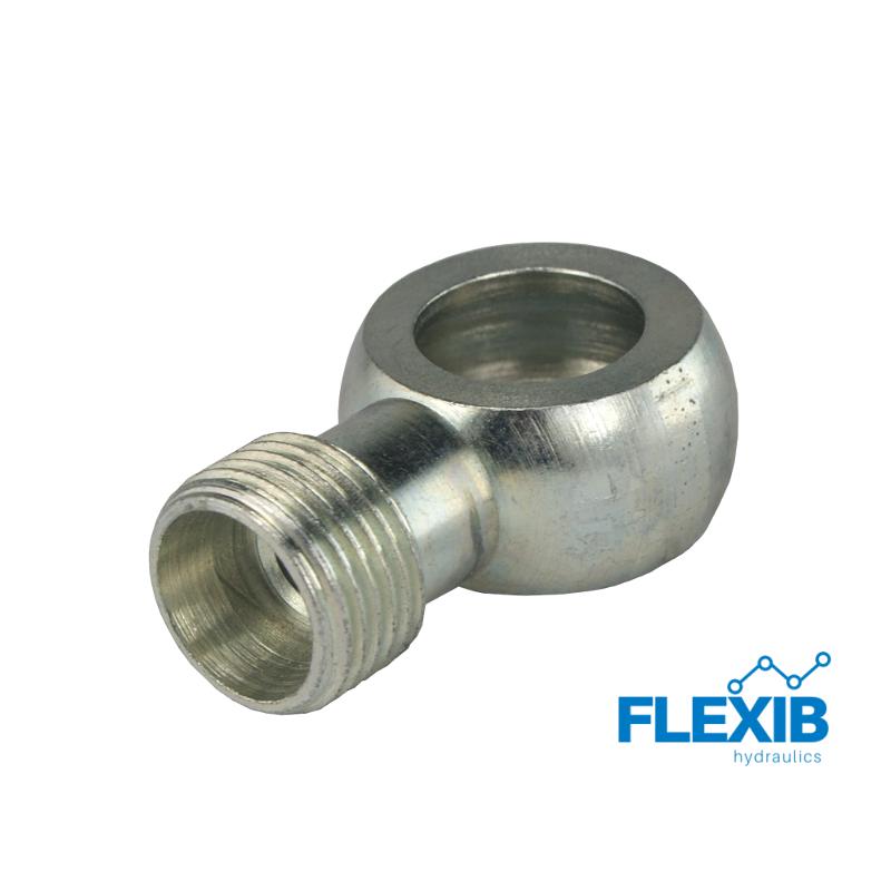 Hüdraulika ühendus 16mm Keere: M18x1.5 silm: 18mm Silmused Hüdraulika tarvikud
