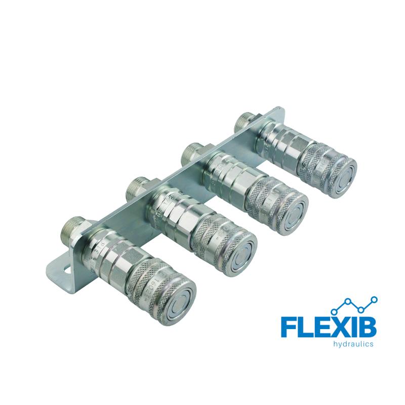 Hüdraulika kiirliitmikud M18x1.5 Kiirliitmikud hüdrovoolikutele Hüdraulika tarvikud