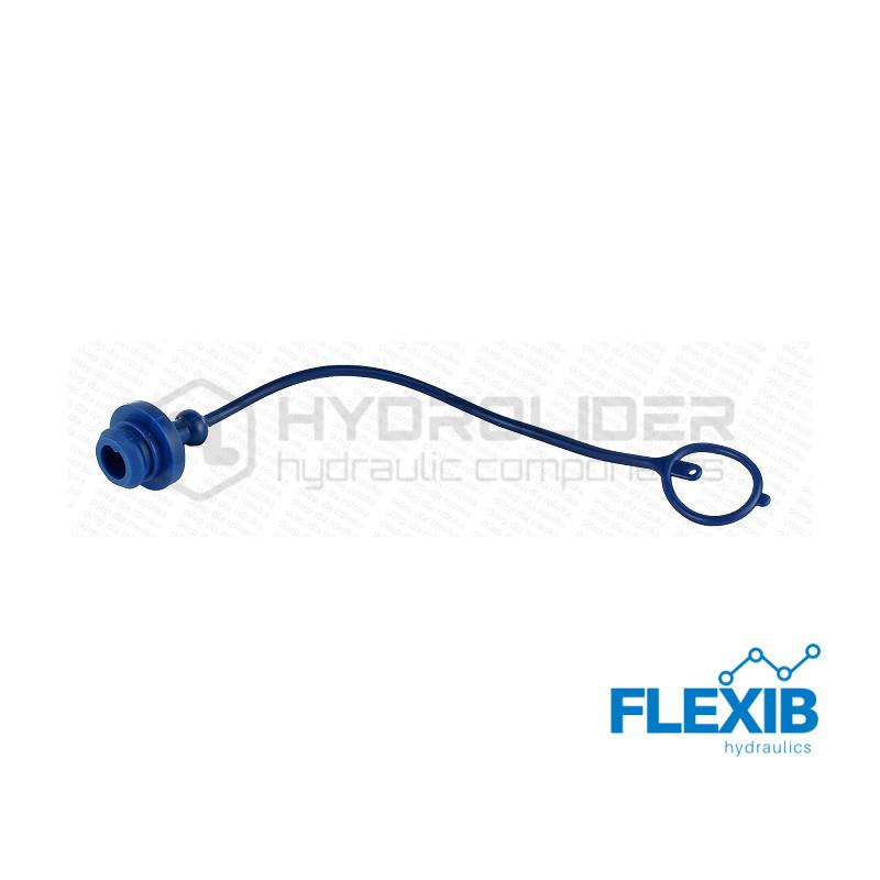 Painduv pesa Euro ISO värvi sinine Kiirliitmikute tarvikud Hüdraulika tarvikud