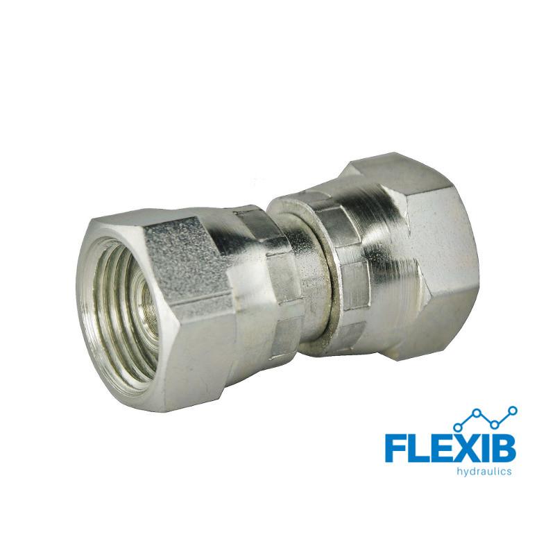 Hüdroühendus muhv tüüp: AA meeterKeere: 27×2 – 27×2 AA Hüdraulika ühendused AA Hüdraulika ühendused