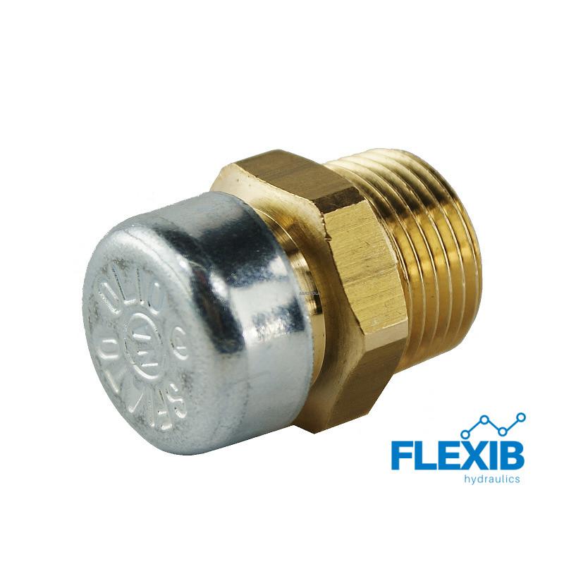 """Hüdrauliline membraan vent 1/4 """" Hüdraulilised ventilatsiooniavad Hüdraulika tarvikud"""