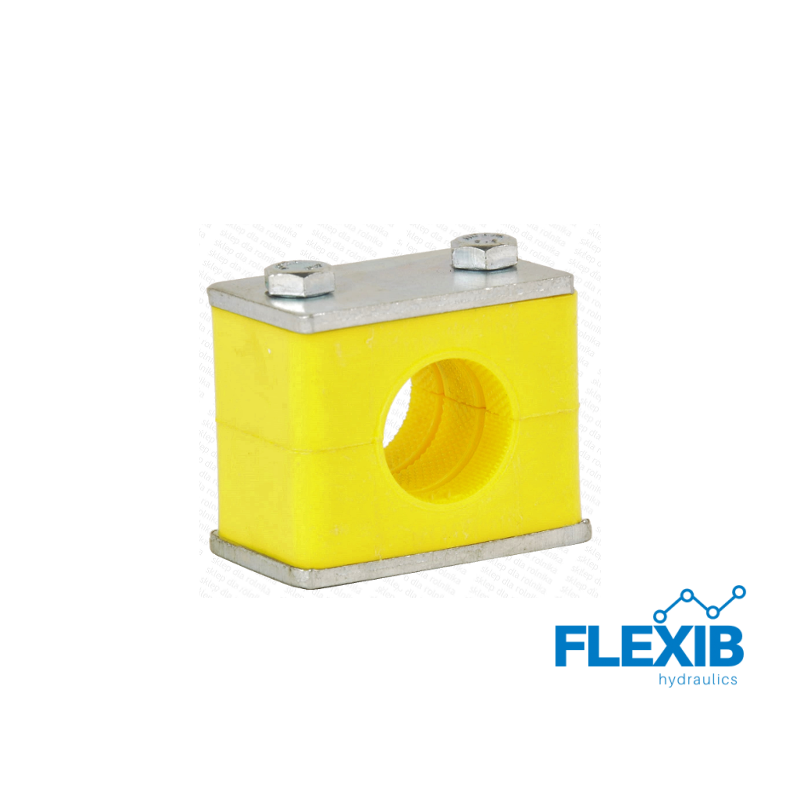 Klamber hüdrovooliku hüdrotoru 16 mm toru Hüdrovoolikute ja torude kinnitused ja klambrid Hüdraulika tarvikud