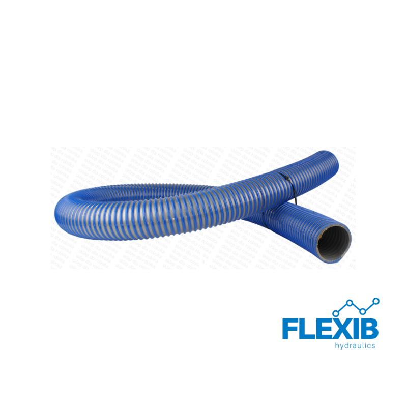 Voolik PVC  110mm läbimõõduga sinine 4m Hüdraulika Hüdraulika