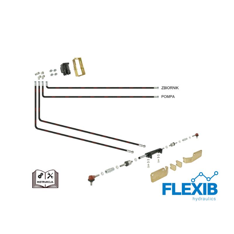 Roolivõimendi hüdrauliline Zetor 5211 – 7211 Zetor 5211-7211 Hüdrauliline roolivõimendi