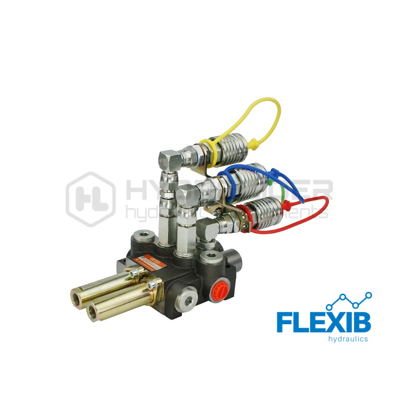 Hüdrojagaja 120l/min P120 joystick tross kinnitus Aksessuaarid Hüdrojagaja joystick kinnitused
