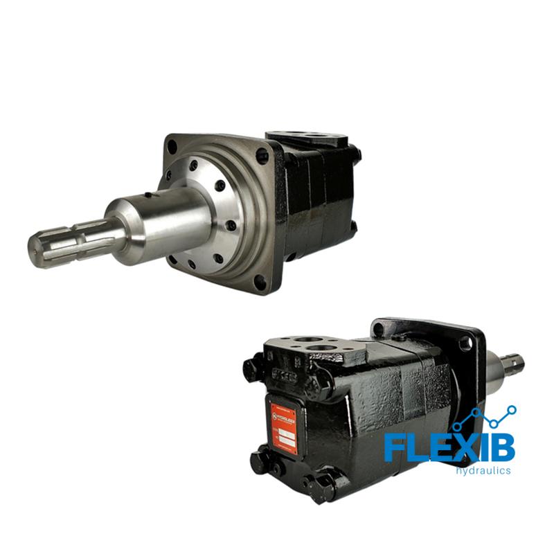 Hüdromootor BMV 1000cm3 / rev 200rpm / min võimsus: 2015Nm võll BMV 50mm Hüdromootorid BMV Hüdromootorid