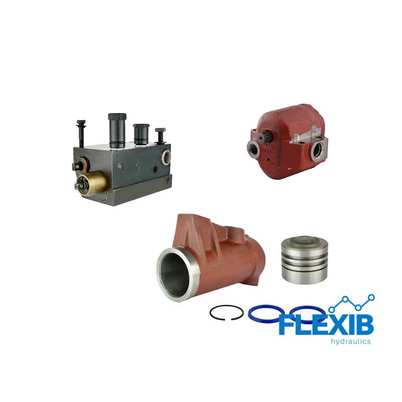 Hüdrauliline jagaja Archimedes 46481002 C-360, C-360-3P + remondikomplekt Traktorite ja rasketehnika hüdraulika Hüdraulika