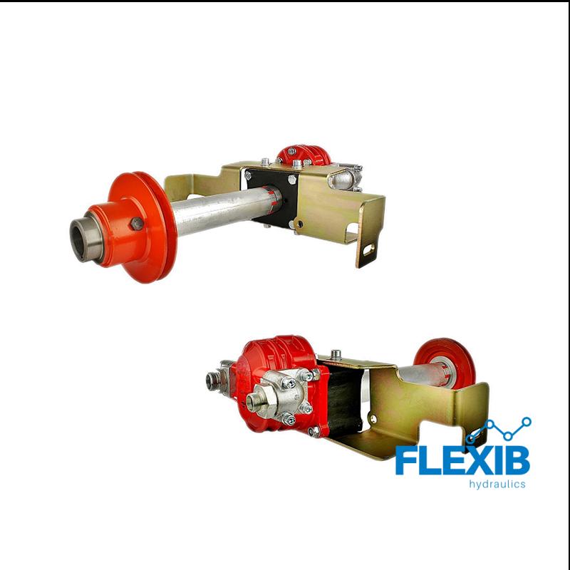 Hüdropumba komplekt Ursus C-360-3P Traktorite ja rasketehnika hüdraulika Hüdraulika