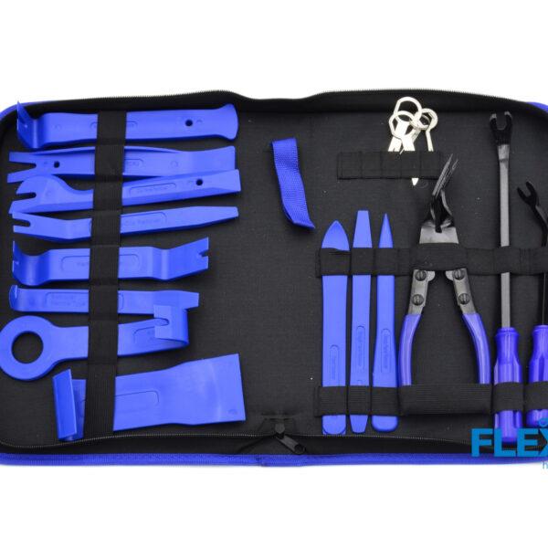Auto plastikute eemaldamise komplekt 20-osaline Autoremont Auto plastikute eemaldamise komplekt