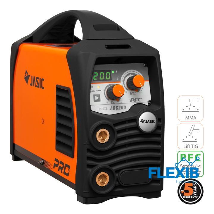 Inverterkeevitus MMA/TIG Jasic Arc 200 Pro Elektrood keevitusseadmed Elektrood keevitusseadmed
