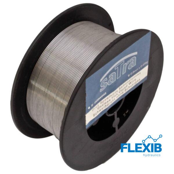 Täidistraat FLUX 0.8mm 1kg Keevitusmaterjalid FLUX