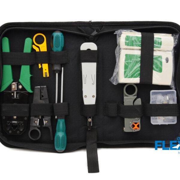 Võrgukaabli RJ45 tööriistade komplekt Elektriku tööriistad RJ45 tööriistad