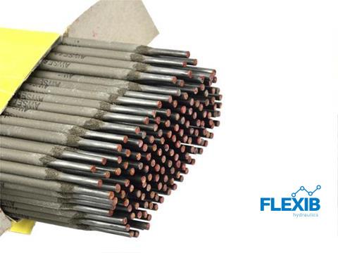 Elektroodid 2,5mmx300mm 2,5kg Keevitusmaterjalid Elektroodid 2