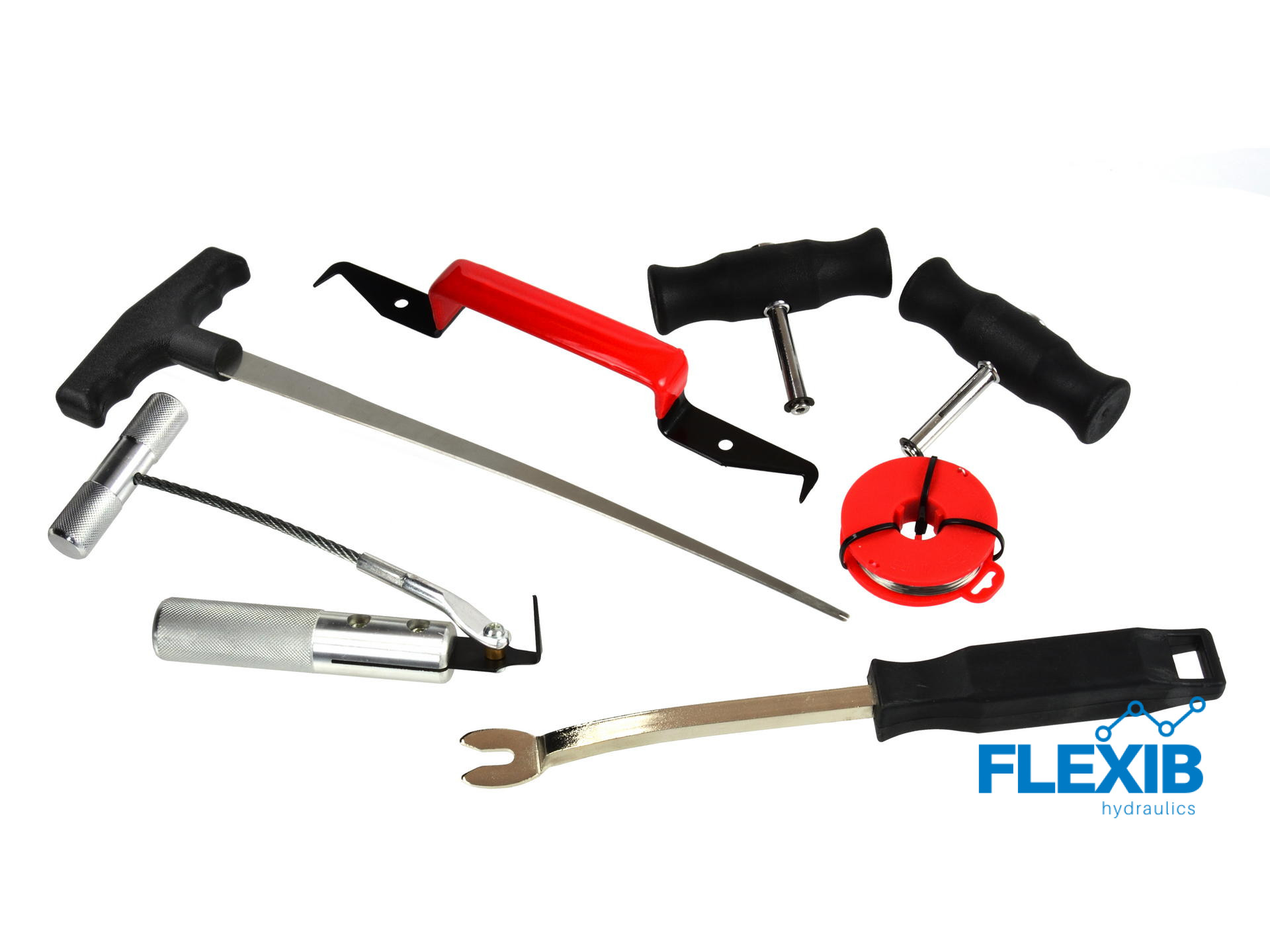 Autoklaaside eemaldamise tööriistakomplekt Autoremont Autoklaaside eemaldamise tööriistakomplekt