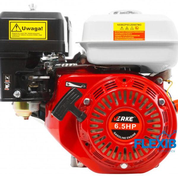 Väikemootor 6.5HP 20mm VERKE Töömootorid Bensiinimootorid