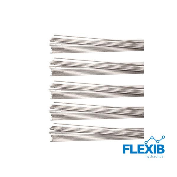 TIG vardad alumiinium Alm 2,4 mm / 1000mm 1kg TIG vardad ja TIG elektroodid TIG vardad alumiinium