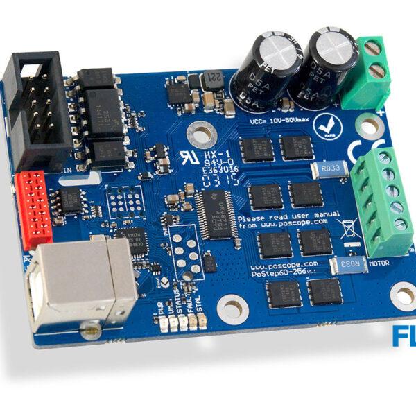 Samm-mootori kontroller PoStep60-256 CNC CNC komponendid CNC frees