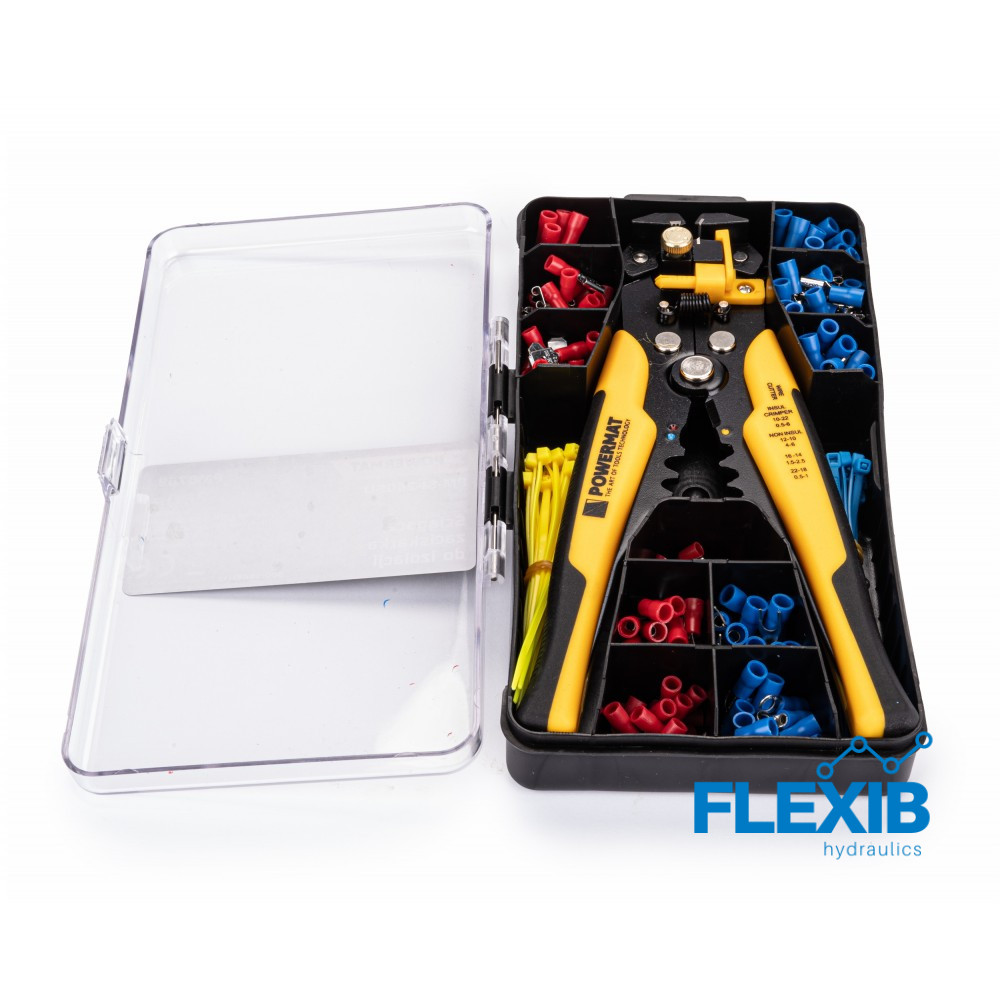 Kaablikoorimise tangid + tarvikud Elektriku tööriistad Kaablikoorimise tangid