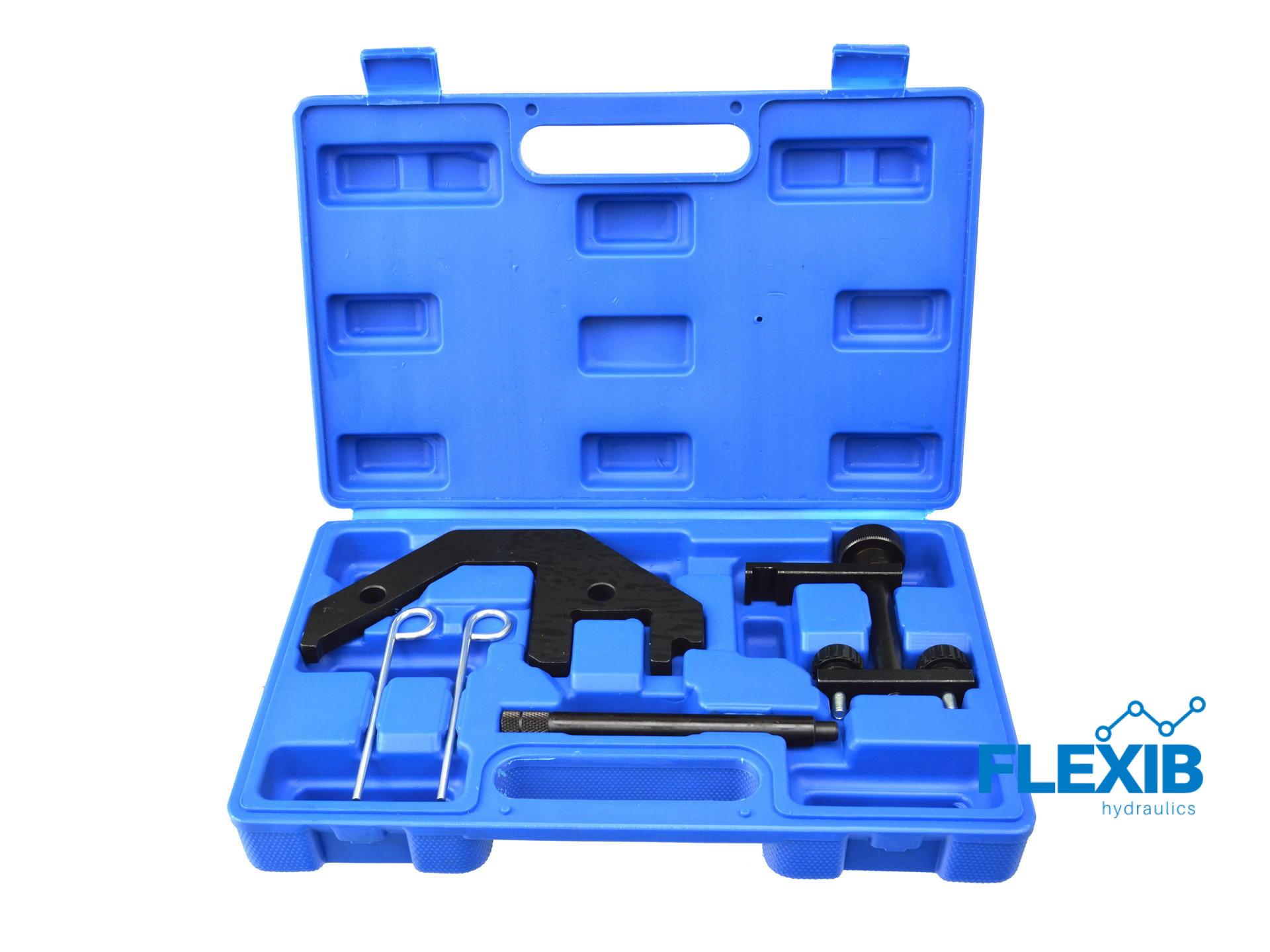 Jaotusmehhanismi tööriistad BMW 2.0 / 3.0 D Hammasrihma vahetuse -ja jaotusmehhanismi tööriistad BMW 2.0 / 3.0 D - 10
